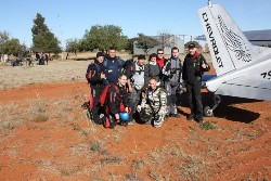 Skydive Northern Cape Load