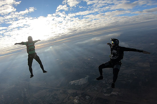 Artistic Events Freefly - photo courtesy Quinton Henning